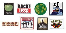 # THE BEATLES - OFFICIAL LOGO SEW-ON PATCH - patches apple liverpool help ussr