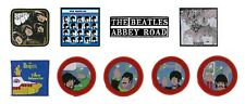 # THE BEATLES - OFFICIAL LOGO SEW-ON PATCH patches rubber soul yellow submarine