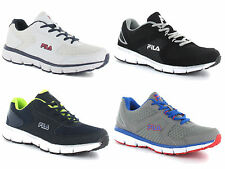 New Fila Sergio Tacchini Vans Mens  Running  Gym Causal Jogging Shoes Trainers