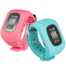 New GPS Tracker Smart Kid W5 Children Watch For Android / IOS Anti-lost Kid
