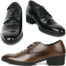 New Basic Dress Casual Lace up Derby Oxford Fomal Mens Shoes Nova