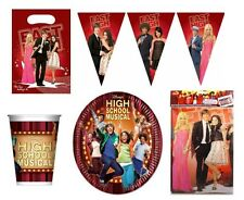High School Musical ~ Birthday Party Supplies - Tableware & Decorations