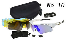 2014 Perfect Hot Set Suit Sun Glasses Cycling Bicycle Sports Protective Goggle