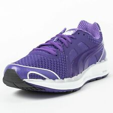 PUMA WOMENS FAAS 550 PURPLE GREY 186053 03 SIZE 6.5 NO BOX 4J4