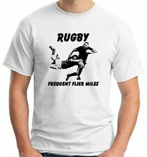 T-Shirt girocollo manica corta Sport T0809 Rugby frequent flier miles