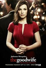 The Good Wife 8X10 11x17 16x20 24x36 27x40 TV Television Poster Margulies A