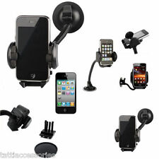 Universal 4 IN 1 Long Suction Mount Air Vent Car Holder For Various Phones UK