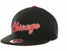 Chicago Bulls Mitchell & Ness Fitted Hat! Champ Cap! Bulls!