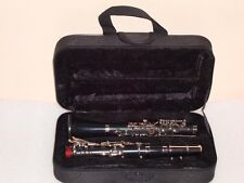 HIGH QUALITY NEW SILVER ALBERT SYSTEM EB CLARINET 14 KEYS WITH CASE AND M/P