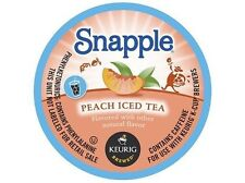 Snapple Iced Tea Keurig K-Cups - Pick Any Flavor! **22 Count**