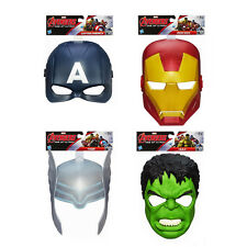 Marvel Avengers Age of Ultron Hero Mask Iron Man, Captain America, Hulk or Thor
