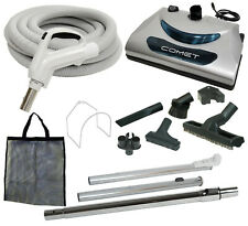 Beam Nutone 35' Central Vacuum Kit with Electric Hose, Power Head & Tools