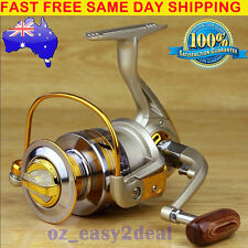 10BB Ball Bearing Saltwater/ Freshwater Fishing Spinning Reel 5.5:1 New