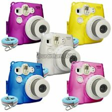 Instax Protection Crystal Hard Case For Fujifilm Instax Mini 8 Instant Camera