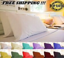1800 THREAD COUNT EGYPTIAN COTTON QUALITY 6 PIECES SHEETS SET