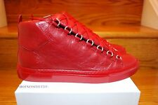 2015 BALENCIAGA ROUGE RED GRENADE ARENAS Givenchy YSL Yeezy Size: 39 - 45