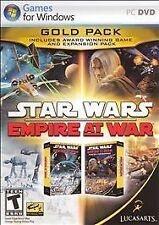 Star Wars: Empire at War -- Gold Pack (PC, 2007).   S-57