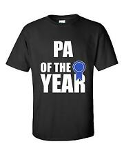 PA of the Year v1 Fathers Day Gift Present-Unisex Tshirt