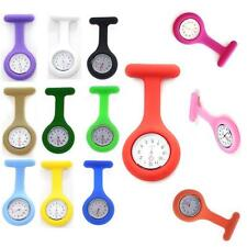 Brand New Lovely Silicone Nurses Brooch Tunic Fob Watch Fashion