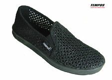 Mens mesh shoes loafer shoes casual shoes slip on shoes canvas shoes UK 6-12