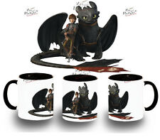 TASSE DRAGONS Toothless HYPO HOW TO TRAIN YOUR DRAGON HIPO taza tazza france
