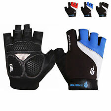 Bicycle Cycling Gloves Breathable GEL Pad Antiskid Half Finger Glove