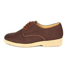 New Classic Mens Sneakers Brown Comfort Casual Lace Up Shoes Novamall