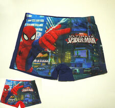 Boys Ultimate Spiderman SWIM Shorts Bathers Swimmers Swimsuit Trunks Togs Szs