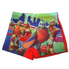 Boys Kids Ninja Turtles SWIM Shorts Swimmers Bathers Swimsuit Trunks Togs Szs