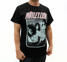 MOTLEY CRUE Punk Rock Band Embroidered Graphic T-Shirts