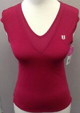 New ELEVEN by VENUS WILLIAMS Assorted Colors Nice V-Neck Blouse