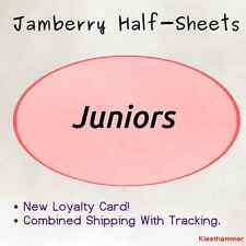 Jamberry Juniors Nail Wraps -- Half-Sheet  -- FAST SHIPPING w/ TRACKING