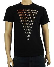 ABRACADABRA T-SHIRT - Magick Pagan Wicca Aleister Crowley - Sizes S to 3XL