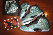 Nike Air Lil Posite GONE FISHING Foamposite 723946-300 CB TD PS GS Full Family