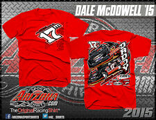 Dale McDowell dirt late model T-Shirt