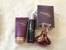 Avon Outspoken Party by Fergie Perfume with Body Lotion / Spray NEW Gift