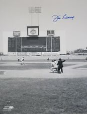Philadelphia Phillies Jim Bunning Autographed Signed Perfect Game Photo JSA PSA