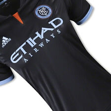 2015 MLS New York City NYC FC Road Black jersey 10 Mix Diskerud Kit US Soccer