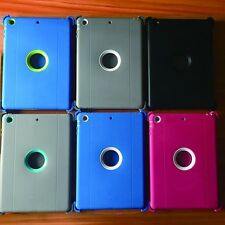 New Shockproof Heavy Box Defender Protective Hard Stand Case For iPad Air 1