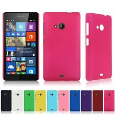 Custodia Cover Case Rigida Slim Per Microsoft Nokia Lumia 535