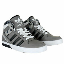 Chaussures Femme Adidas Originals Hard Court bloc hi top lacets baskets sneakers
