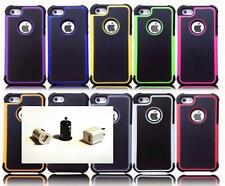 Football Texture Shockproof Case Iphone 5c~INC. FREE WALL/CIG ADAPTER, $5 VALUE
