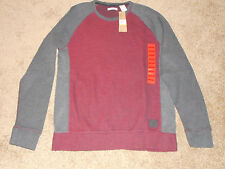 New With Tags DKNY Mens Crew Neck Sweater