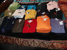 NEW  OUTER BANKS WOMENS POLO SHIRT. MANY COLORS AND SIZES ( DR-6 )