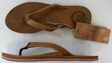 New Reef Chill Leather Tobacco Women's Sandal Pick Your Size 6 7 8 9 10 11