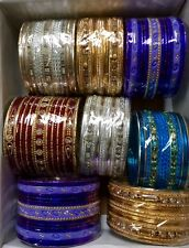 Bollywoods Best Indian Belly Dance Bangles MEHANDI SANGEET 2.8 US SELLER