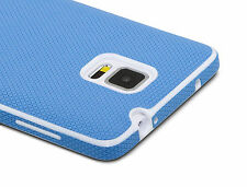 Ultra-Thin Soft Rubber Matte Bumper Case Cover For Samsung Galaxy Note 4