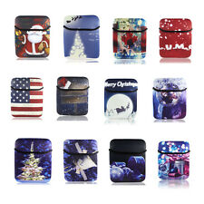 "Christmas Sleeve Bag Pouch Case Cover for 9"" 9.7"" 10"" Tablet PC Laptop"
