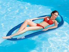 SwimWays Quality Spring Float, Luxury Inflatable Pool Lounger / Lilo / Air Bed