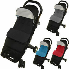 Universal Footmuff For Nuna Ivvi Pepp Cosy Toes Liner Stroller Buggy Pushchair